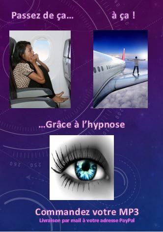hypnopia peur de l'avion