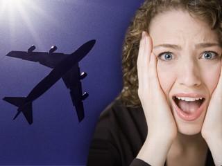 peur panique de l'avion